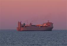 Motor vessel Cape Ray