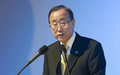 UN Secretary-General welcomes completion of removal of chemical weapons